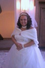 Prinsessen trouwjurk van Cherique