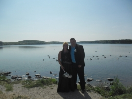 bruiloft van Gerda & Ed