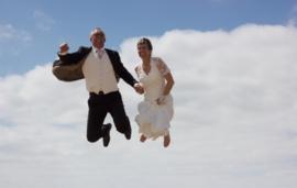 bruiloft Ron en Liesbeth