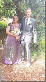 bruiloft Robert & Jacqueline