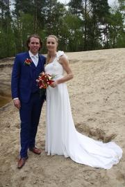 Vervolg trouwfoto's van Margo & partner