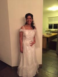 Sissi jurk van Nathalie