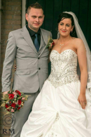 Vervolg trouwfoto's Jolanda & partner