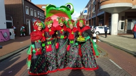 Galajurken voor Carnaval