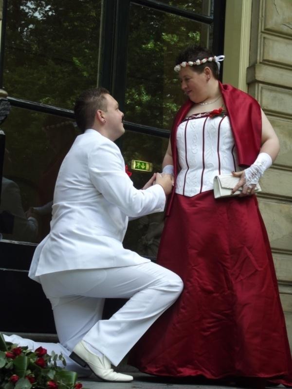 vervolg trouwfoto Ewald & Noortje