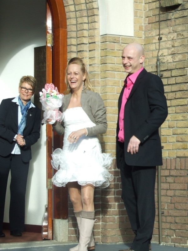 Bruiloft Anja & Pascal