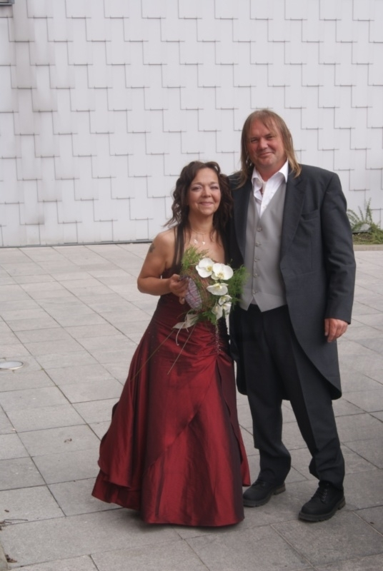 Huwelijk Sabine & Alex