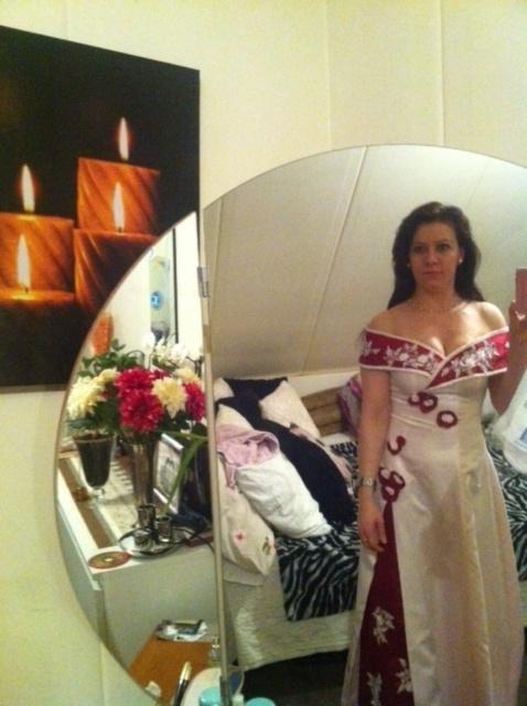 bruidsjurk van Dana