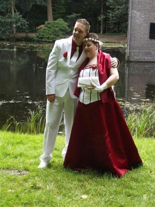 trouwfoto Ewald & Noortje