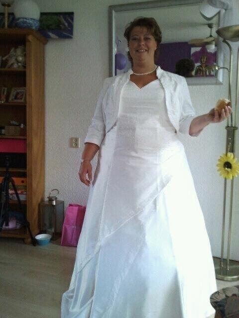 Bruidsjurk van Sabrina