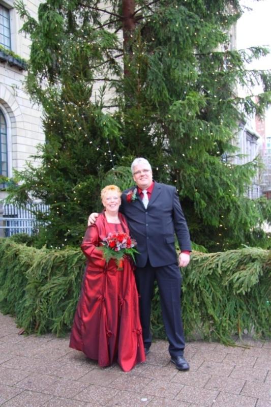 Bruiloft Ans & Marcel