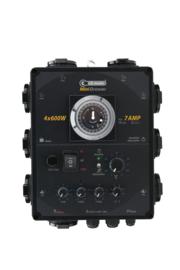 Cli-Mate Mini-Humi 4x600W 7 Amp