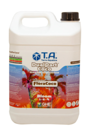Terra Aquatica DualPart® Coco Bloom / GHE FloraCoco® Bloom 5 liter