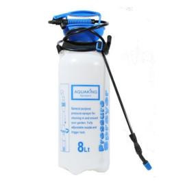 Aquaking drukspuit 8 liter