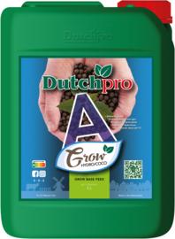 DutchPro Hydro/Cocos Grow A+B 5 liter