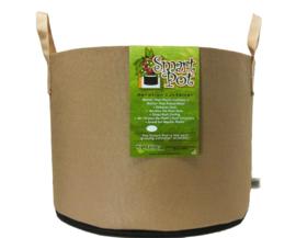 Smart Pot 60 liter 15 Gallon Kleur Taupe