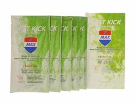 First Kick (1 doosje van 5 sachets á 65 gram)