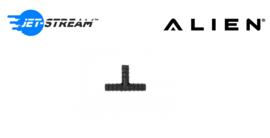 ALIEN® 16mm T-stuk met weerhaken