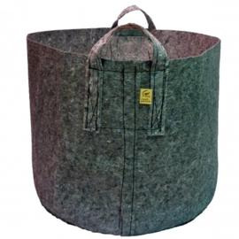 Root Pouch Grey #15 56 liter 250gr/m2 met handvaten