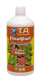 Terra Aquatica FinalPart® / GHE  Ripen® 0,5 liter