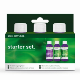 Plagron 100% Natural Starter set
