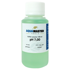 Aqua Master Tools   ijkvloeistof pH 7.01 100ml