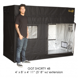 "Gorilla Kweektent 120x240 ""Shorty"""