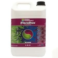 Terra Aquatica DualPart® Grow + Bloom / GHE FloraDuo® Grow + Bloom 5 liter