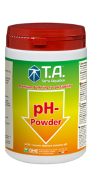 Terra Aquatica pH - Powder / GHE pH Down Dry 250 Gram