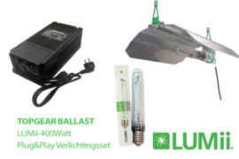 LUMii 400W Plug & Play met TOPGEAR Ballast