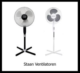 Staan ventilatoren