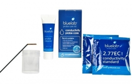 Bluelab EC Probe care kit / EC kalibratie en schoonmaak set