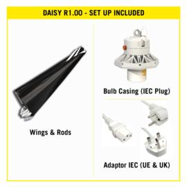 Daisy Reflector E40 Ø100cm EU & UK