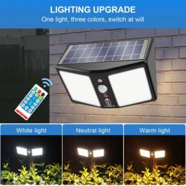 Solar Security Accu licht