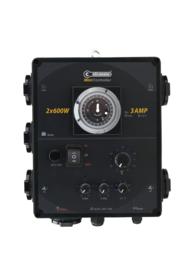 Cli-Mate Mini Controller 2x600W 3 Amp