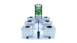 ALIEN® RDWC 6 Pot 36L PRO Silver Series
