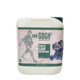 Van Goghs - Master Leaf Nutrition - 5 liter