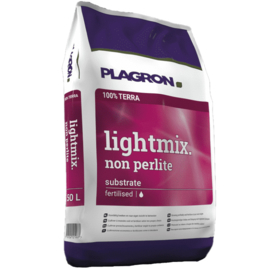 Plagron Lightmix  50 liter zak zonder perliet