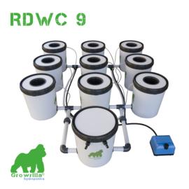 Growrilla Hydroponics RDWC 9