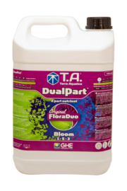Terra Aquatica DualPart® Bloom / GHE FloraDuo® Bloom 5 liter