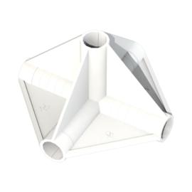 Hoek Ø16mm 5 assen XI vorm