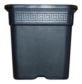 Kweekpot vierkant 25 Liter