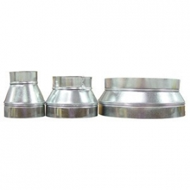 Verloopstuk 125-250 mm