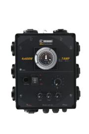 Cli-Mate Mini Controller 4x600W 7 Amp