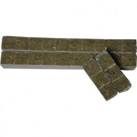 Stek Blok 4x4 cm per stuk