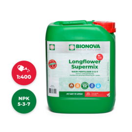 Bionova Longflower Supermix 5 liter