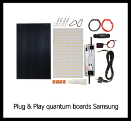 Plug en Play Quantum Boards SAMSUNG