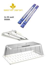 Secret Jardin Propagator set Tneon 2x9500K