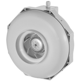 Can-Fan / Rück Buisventilator RK125 ø L 330m³ met thermostaat