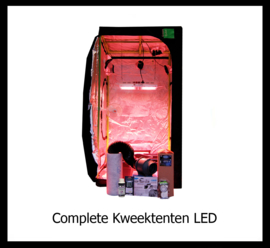 Complete kweektenten LED